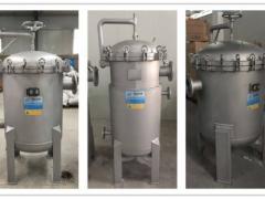 袋式过滤器应对强酸强碱腐蚀的总结