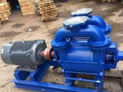 水环式真空泵在石化方面的应用