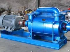 真空泵的主要性能