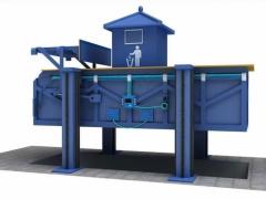 垃圾压缩设备的压缩机理及功能与优点