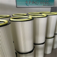 水泥包装系统厂专用除尘滤筒