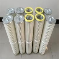 铝加工厂专用除尘滤筒