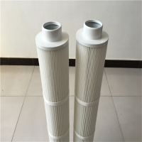 糊状PVC树脂厂专用除尘滤筒