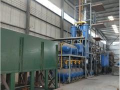 废油提炼柴油蒸馏设备简介