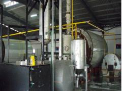 废油蒸溜精溜净化设备简介