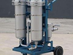 LYC-25J聚结脱水滤油车