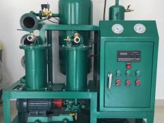 ZLYC-100高效真空滤油机