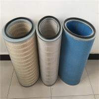 磨料造粒厂专用防静电滤筒