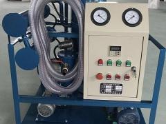 HPN系列真空净油机简介