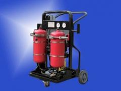LYC-50B系列高精度滤油机简介