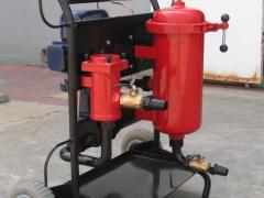 滤油机常见故障及解决方案