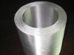 不锈钢金属丝网牌号标准及平纹方孔网标准