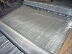 不锈钢金属丝网的种类及特性