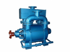 如何选择正确型号的水环泵