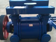 水环真空泵的运用和维护