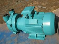 爪式泵工业特点
