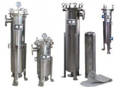 袋式过滤器日常的使用和保养