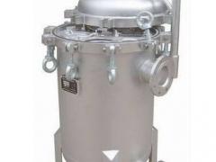 袋式过滤器与一次性过滤器的区别