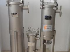 袋式过滤器更换过滤袋的操作步骤及维护