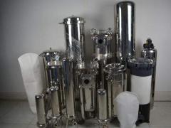 袋式过滤器抗震防冲击性能