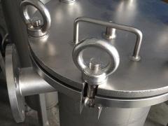 袋式过滤器的过滤效率和抗震防冲击性能