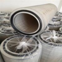聚酯纤维除尘滤芯_304不锈钢除尘滤芯厂家_质量保障用户至上