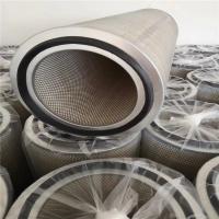 螺杆式除尘滤芯_真空上料机除尘滤芯厂家_质量保障、用户至上