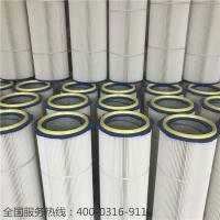 无纺布除尘滤筒生产厂家 - 康诺过滤器材制造有限公司