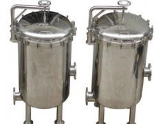 不锈钢袋式过滤器的清洗与更换