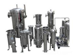 袋式过滤器—侧入式袋式过滤器简介