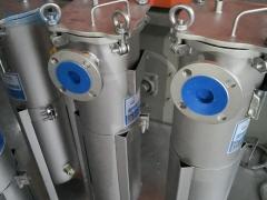 袋式过滤器工作原理及优点