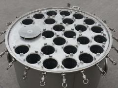袋式过滤器的结构设计与操作方法