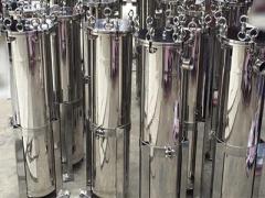 如何维护用久了的袋式过滤器?