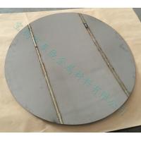 金属粉末烧结拼焊圆形滤板泡沫钛微钛粉末板不锈钢粉末板