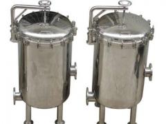 袋式过滤器的滤材介绍