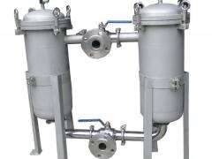 袋式过滤器的组成及工作原理