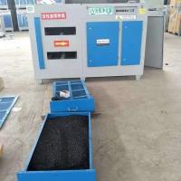 塑料 橡胶行业废气处理设备方案介绍  喷漆废气
