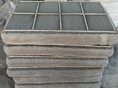 长方形丝网除沫器-1