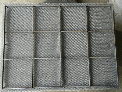 长方形丝网除沫器-6
