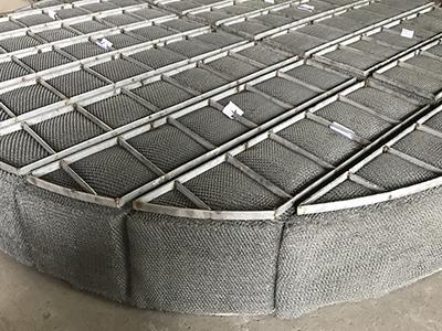 不锈钢丝网除沫器-1