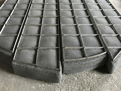 不锈钢丝网除沫器-2