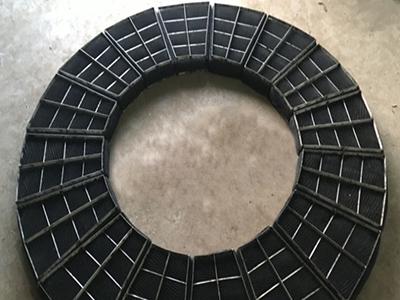 钛丝丝网除沫器-4