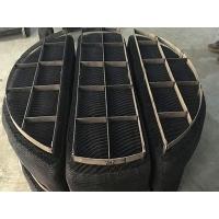 钛合金丝网捕沫器_钛丝网除雾器_钛除沫器厂家