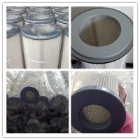 聚酯纤维除尘滤芯 - 聚酯纤维除尘滤芯生产厂家