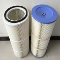 抛丸机除尘器滤芯 - 康诺滤清器制造有限公司