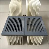 电厂板式除尘滤芯 - 康诺滤清器制造有限公司