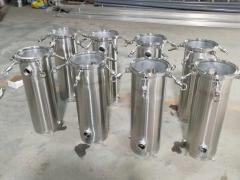 水处理袋式过滤器介绍及操作步骤