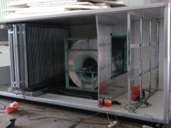 空调箱过滤器的日常保养