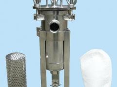 袋式过滤器各个组成部分的作用