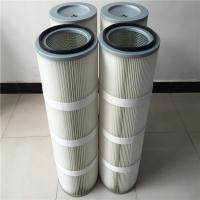 覆膜除尘滤芯滤筒专业制造厂家
